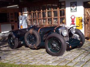 Riley Brooklands, pre-war, Andreas Weissenseel, Beuerberg
