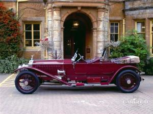 Rolls Royce Silver Ghost London to Edinburgh Tourer, Stefan Luftschitz, Beuerberg, Riedering