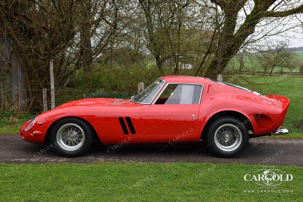 Cargold Stocklist Ferrari Gto Scaglietti 1964