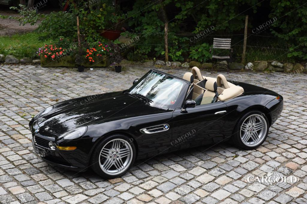 BMW Z8 Alpina  19.465 km! - Roadster