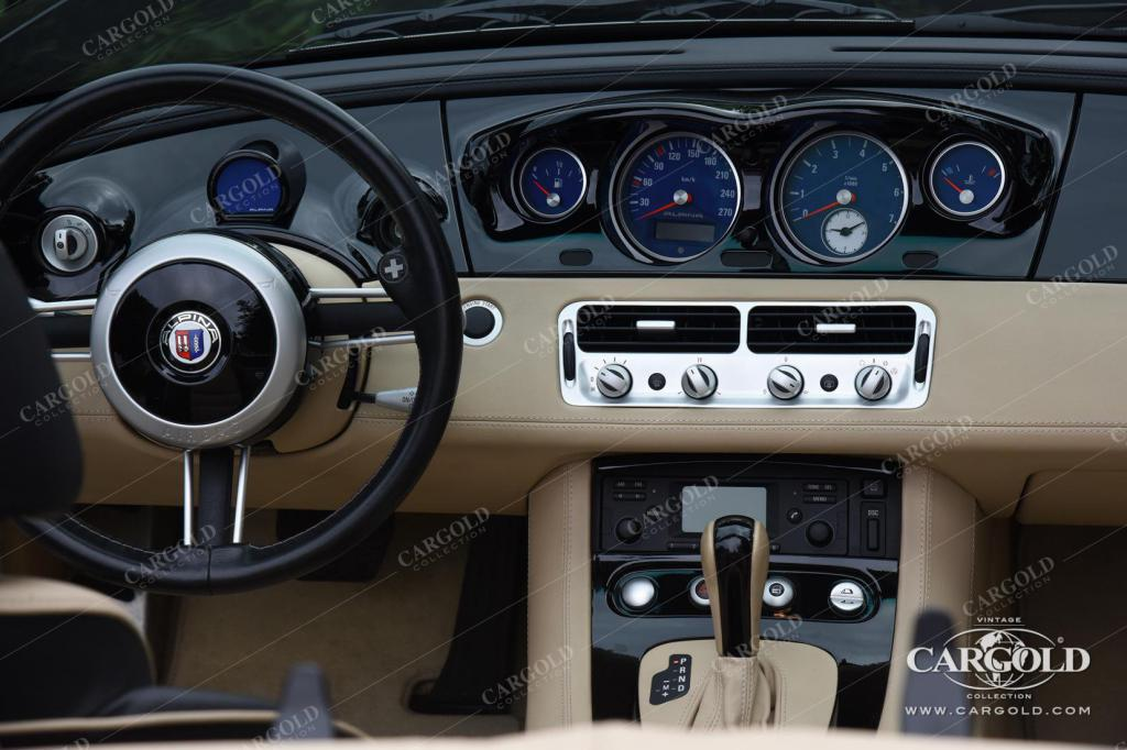 - BMW - Z8 Alpina  19.465 km! - Roadster