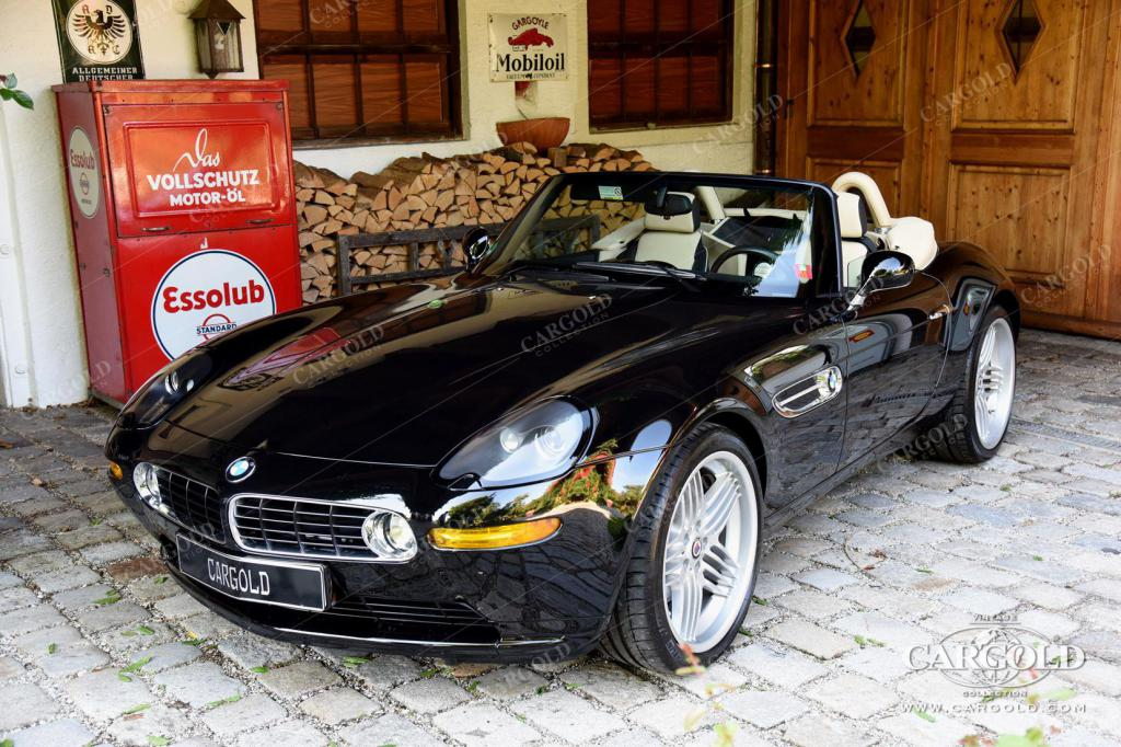 -BMW-Z8 Alpina  19.465 km!-Roadster