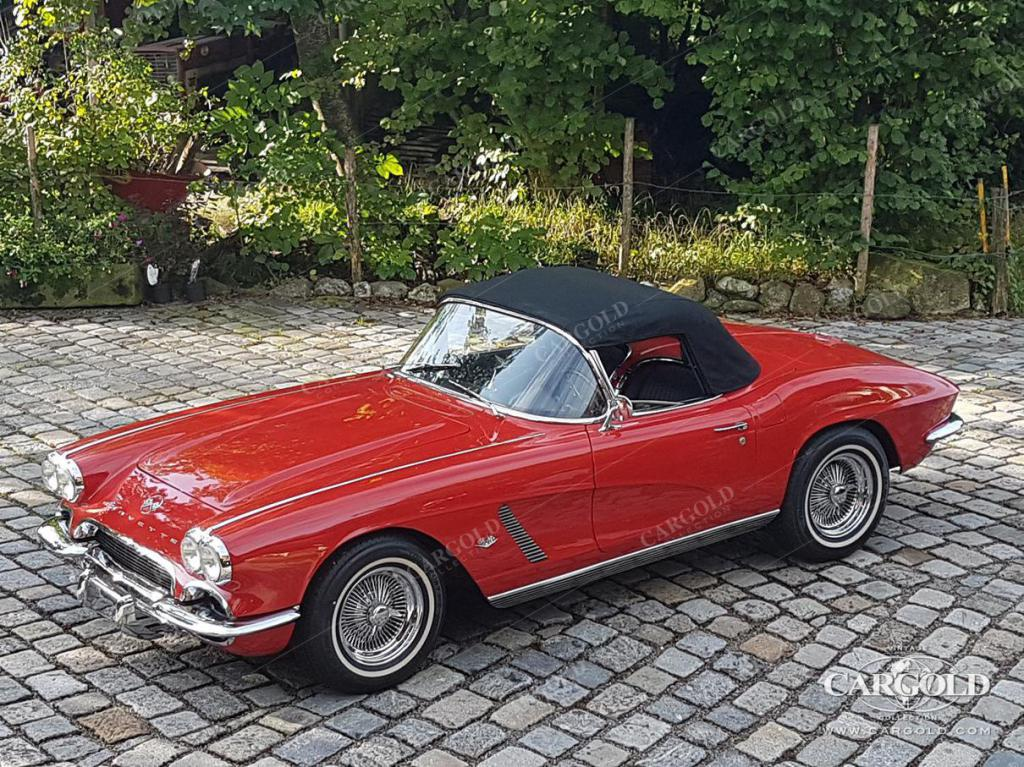 -Chevrolet-Corvette C1-Roadster
