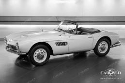 - BMW 507 - Roadster