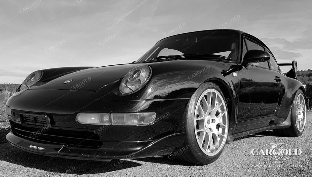 Porsche 993 Carrera RS - Clubsport