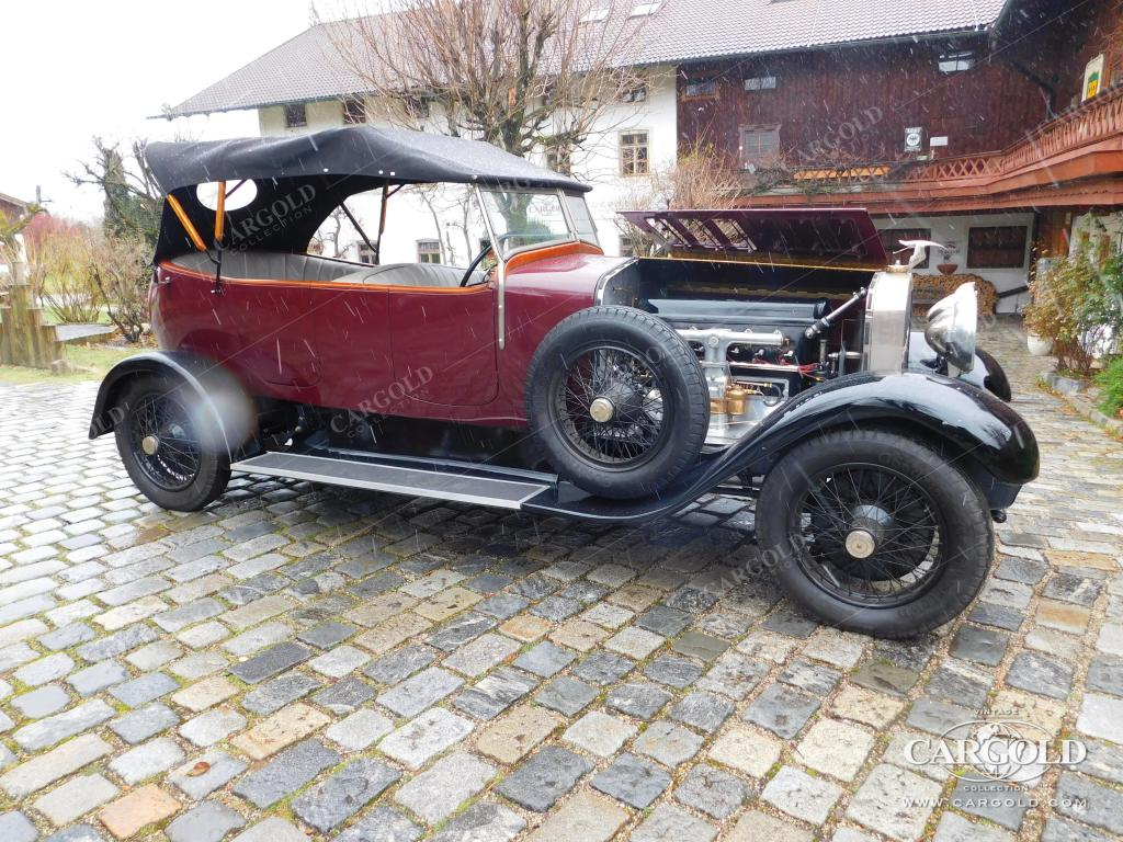 - Hispano Suiza - H6C - 8 litre Open Tourer