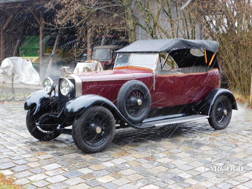 -Hispano Suiza-H6C-8 litre Open Tourer