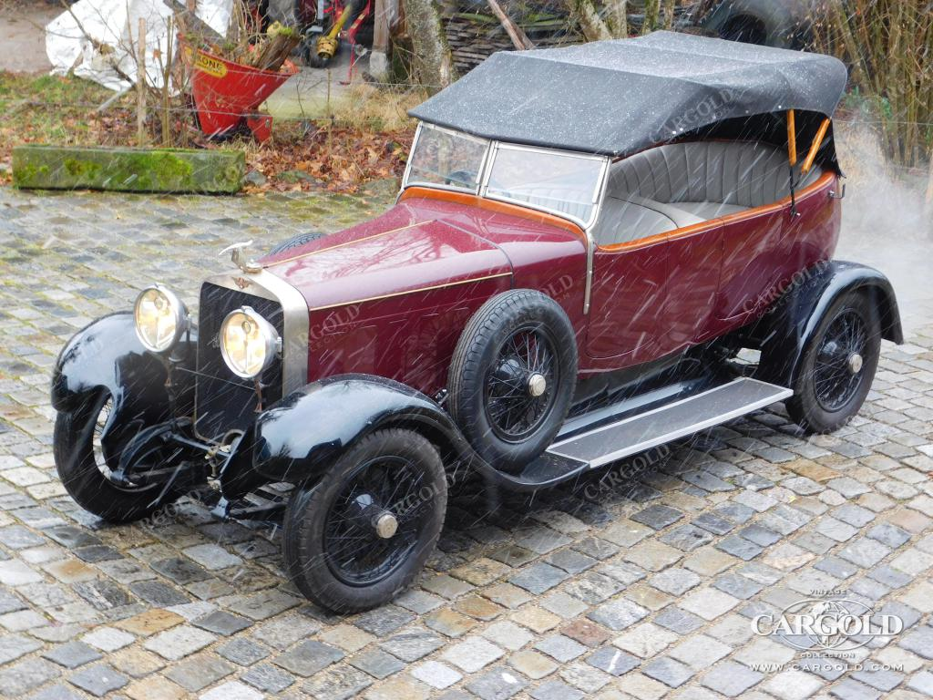 Hispano Suiza-H6C-8 litre Open Tourer