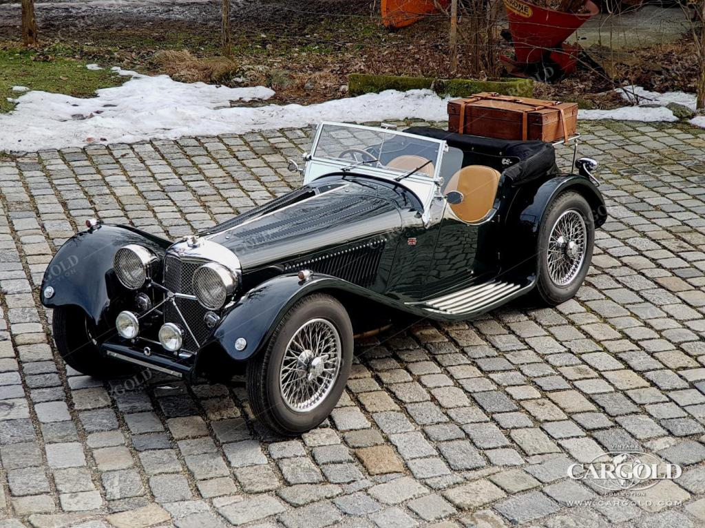 Jaguar SS 100 Suffolk - Roadster