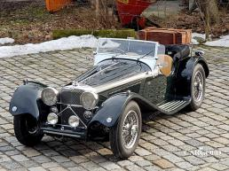 - Jaguar SS 100 Suffolk - Roadster