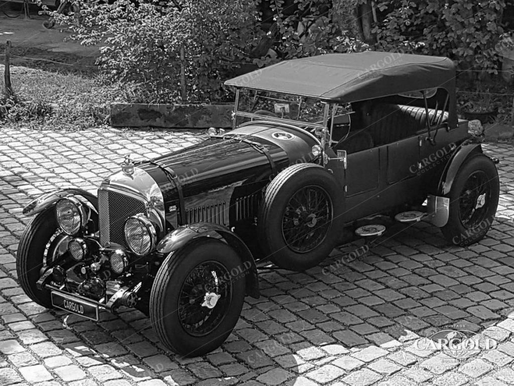 Bentley B Special Speed 8 - by Vintage Racing Green