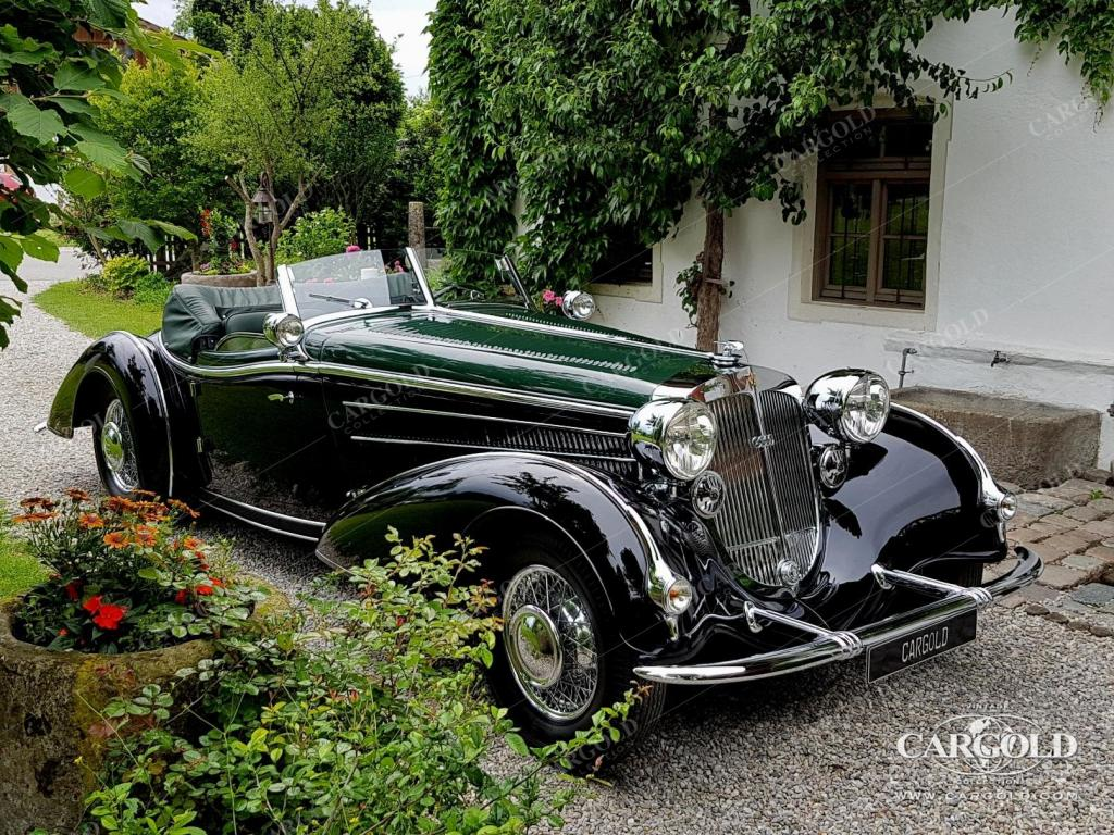 Horch 854 - Roadster