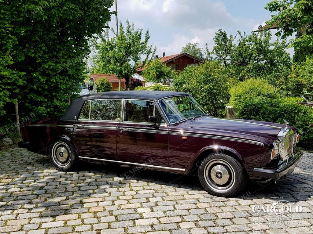 Rolls-Royce Silver Wraith II - Electric Division