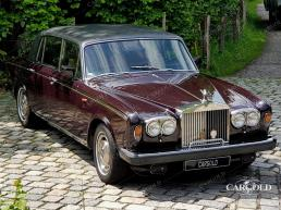 - Rolls-Royce Silver Wraith II - Electric Division