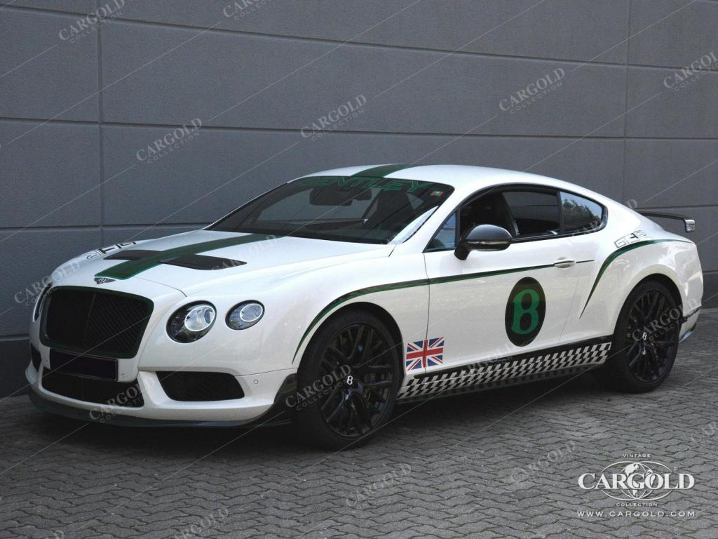 Cargold - Bentley Continental  - GT3-R