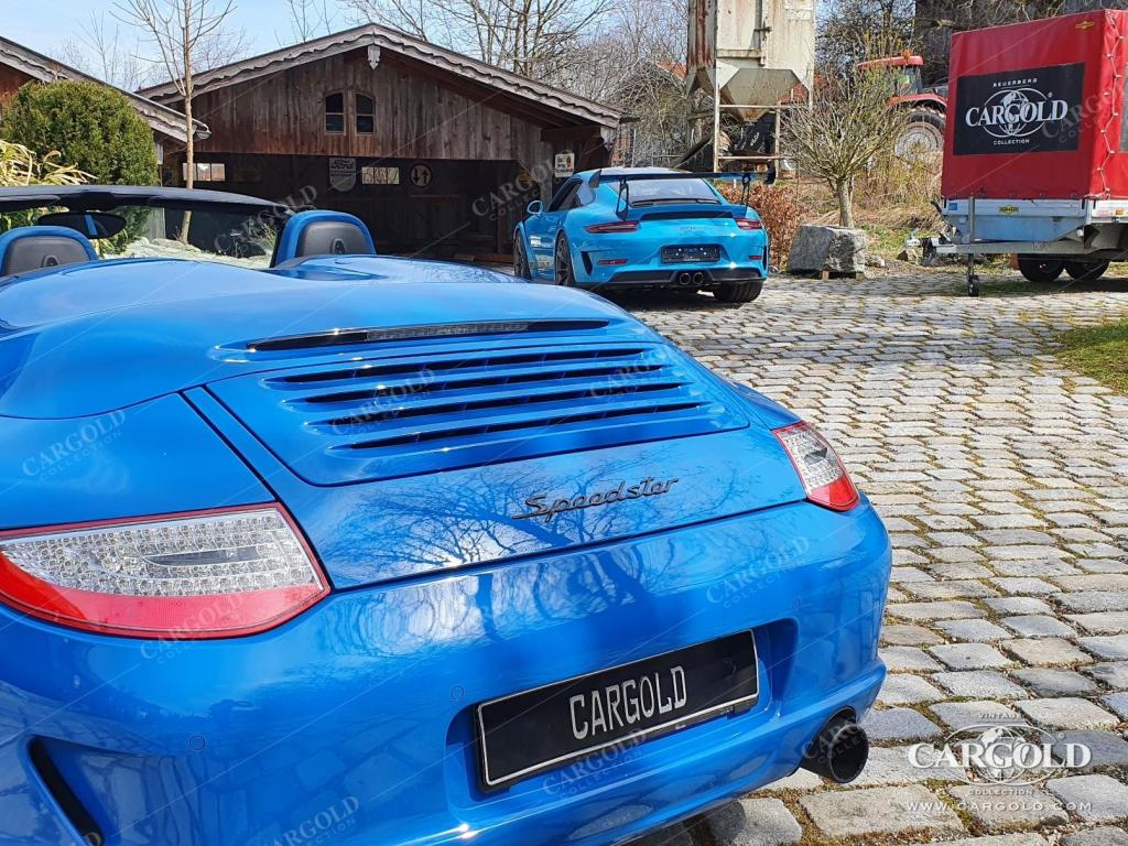 Cargold - Porsche 997 Speedster - No. 26 of 356