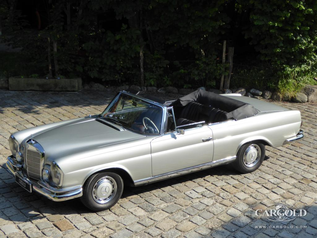 cargold stocklist mercedes 250 se cabriolet 1966 for sale. Black Bedroom Furniture Sets. Home Design Ideas