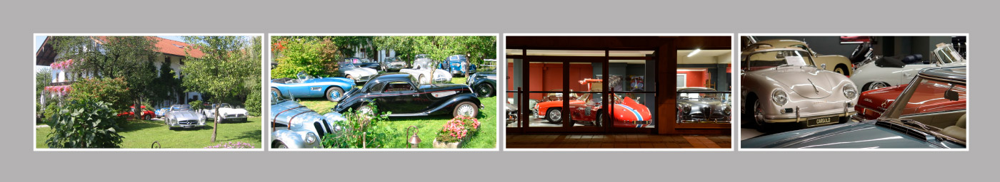Oldtimer kaufen by Cargold Collection - Classic Sportscars - Prewar cars - Supercars